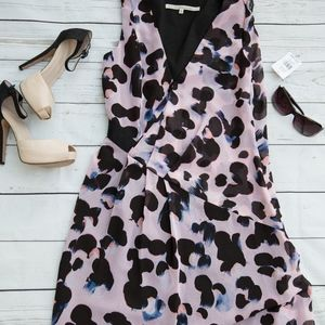 Beautiful Peach Blossom Rachel Roy Dress